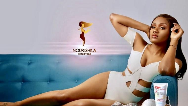 Nathalie KOAH désormais égérie de la marque Nourishka