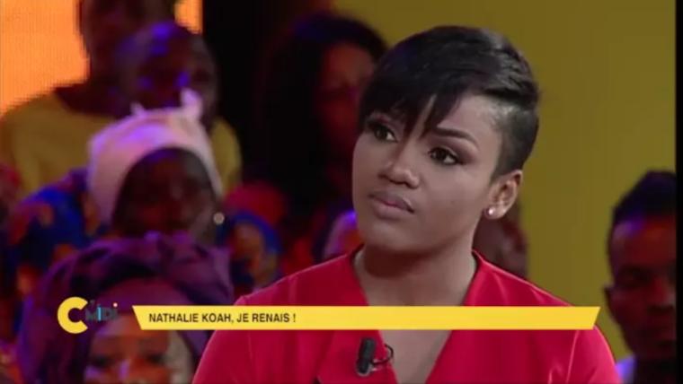Nathalie Koah à c'midi : « Je n'ai pas honte de mon passé »